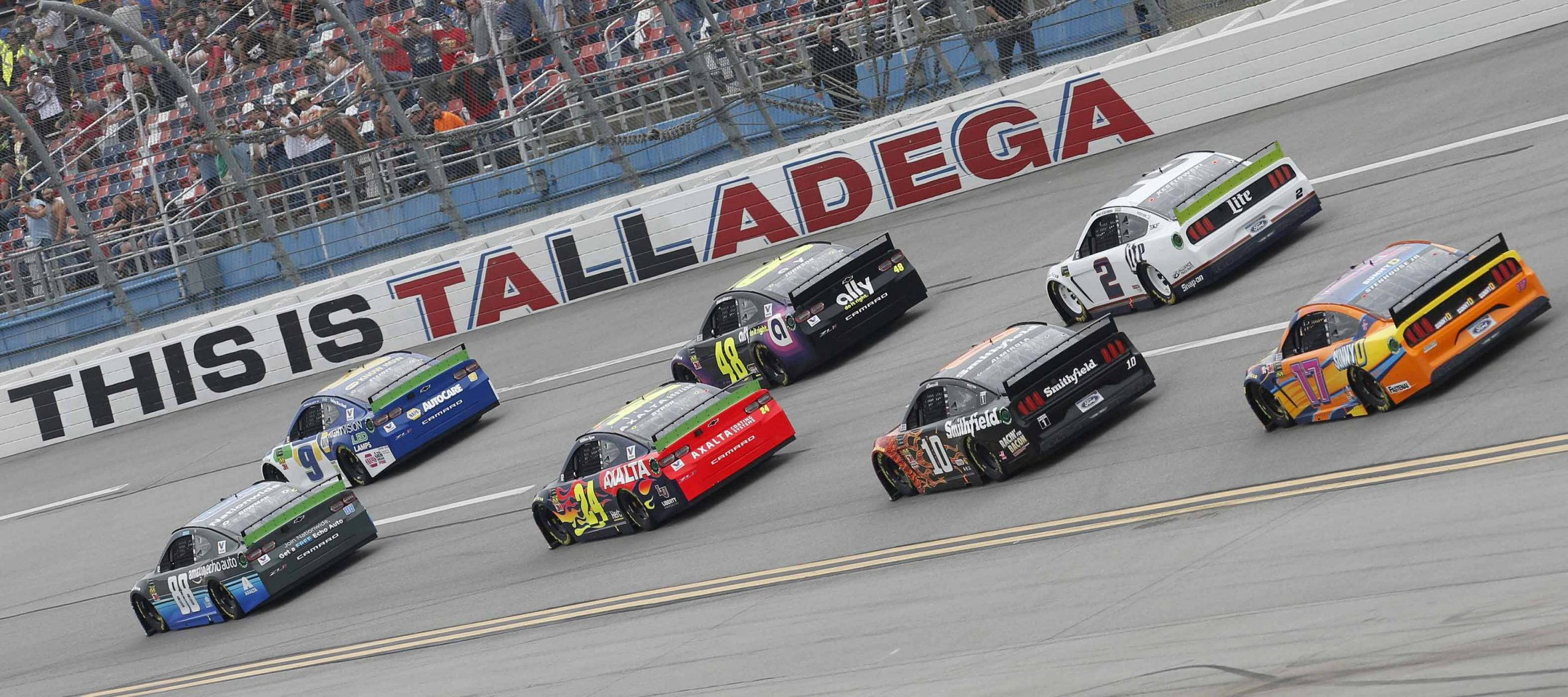 NASCAR Betting: Cup Series GEICO 500 Odds & Preview