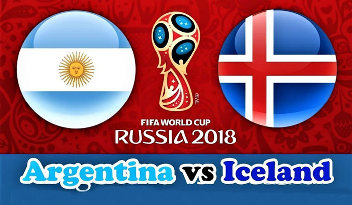 Argentina vs Iceland 2018 World Cup Group D Betting Preview