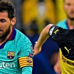 Barcelona vs Borussia Dortmund 2019 UCL Spread, Analysis & Pick