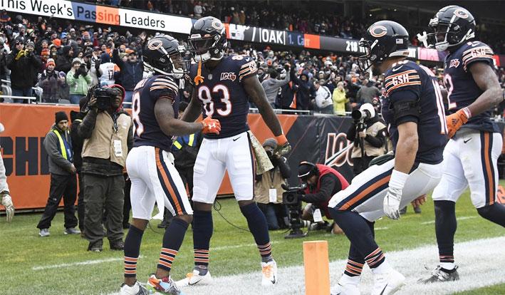 Cowboys vs Bears 2019 NFL Week 14 Odds & Betting Analysis