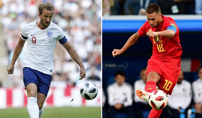 England vs Belgium 2018 World Cup Third Place Betting Preview