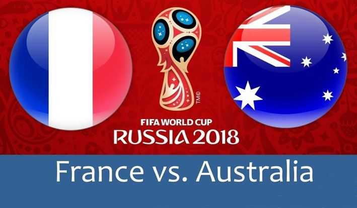 France vs Australia 2018 World Cup Group C Betting Preview