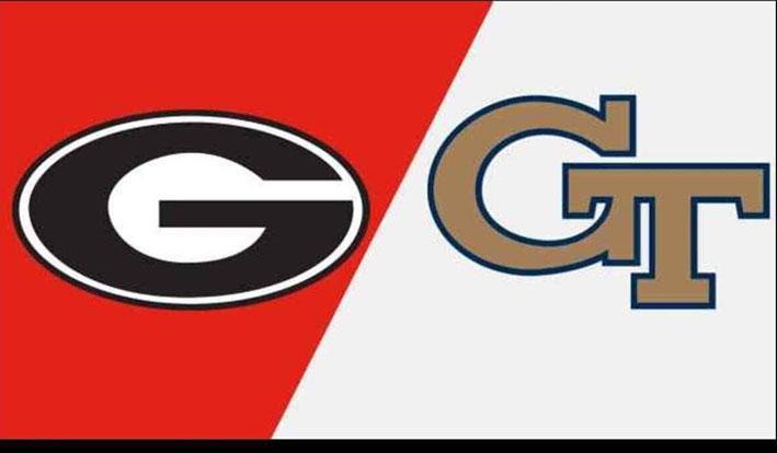 Georgia vs Georgia Tech 2019 College Football Week 14 Spread & Expert Prediction