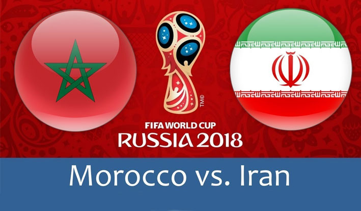 Morocco vs Iran 2018 World Cup Betting Preview