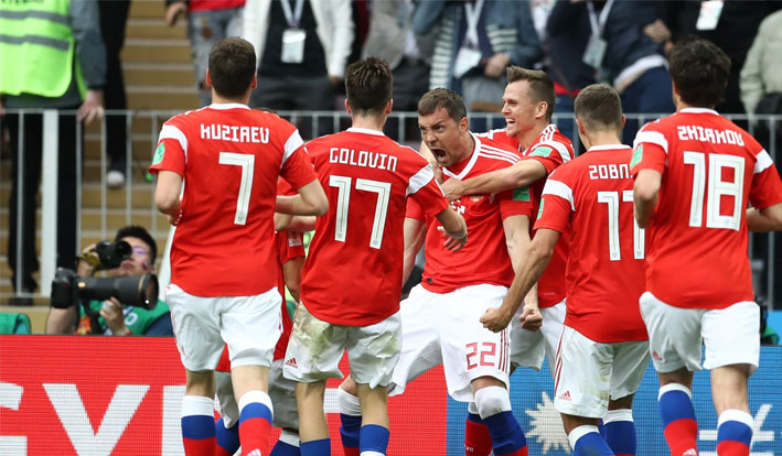 2018 World Cup Quarterfinals Betting Preview: Russia vs Croatia